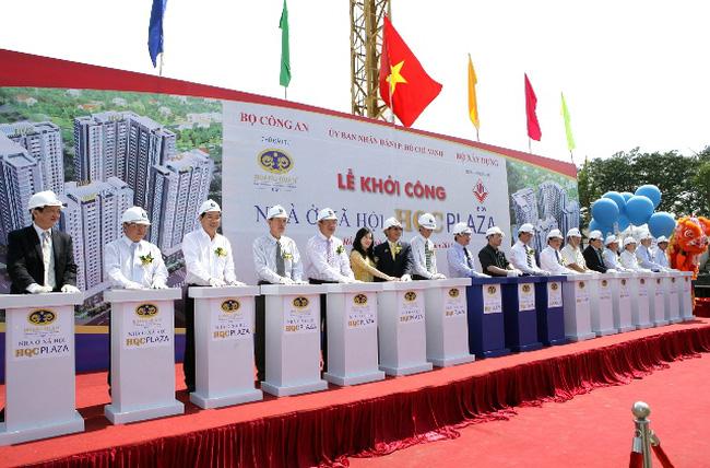 Địa ốc Hoàng Quân triển khai kế hoạch phát hành 30 triệu cổ phiếu cho cổ đông hiện hữu