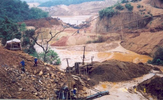 Khoáng sản Bình Định đặt kế hoạch lợi nhuận 2014 chỉ bằng 1/3 mức thực hiện 2013