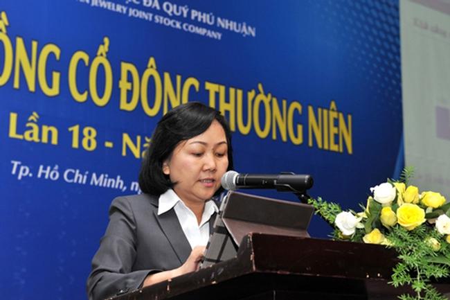 PNJ: Thông qua kế hoạch lợi nhuận 202 tỷ đồng năm 2014