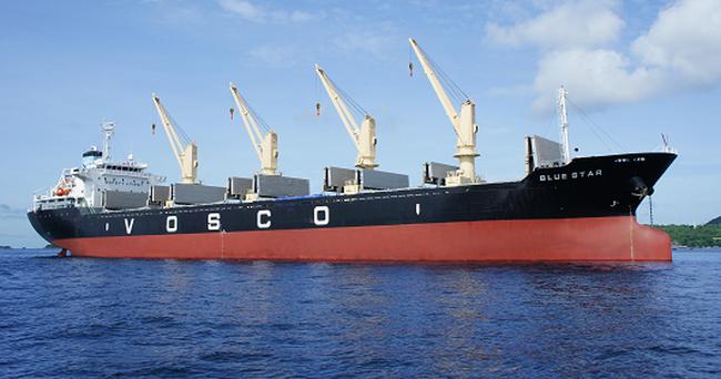Công ty mẹ Vosco: Bán được tàu, cả năm vẫn lỗ ròng 198 tỷ đồng