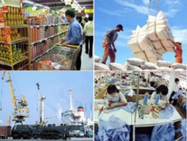 HSBC: Tăng trưởng của Việt Nam sẽ đạt khoảng 5% trong năm 2012