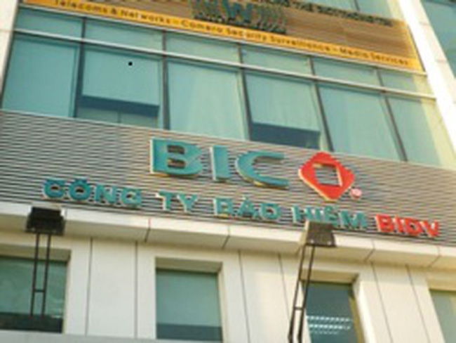 BIC: 9 tháng đạt 90,19 tỷ đồng LNTT