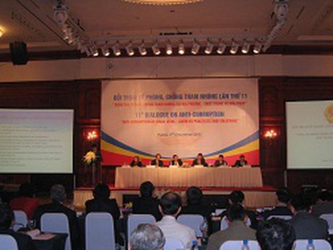 Chính phủ Việt Nam đối thoại với các nhà tài trợ nước ngoài về phòng chống tham nhũng
