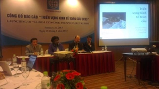 World bank: Cảnh cáo những rủi ro đối với nền kinh tế Việt Nam trong năm 2013