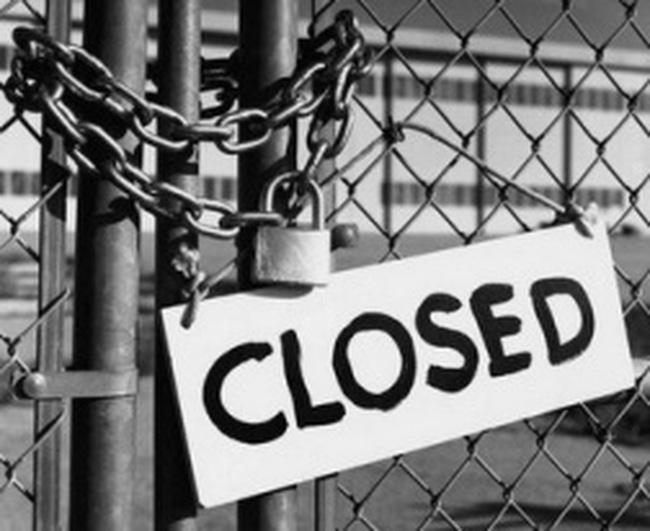 Tháng 1/2013: Số doanh nghiệp giải thể, ngừng hoạt động tăng 6,9% so với tháng trước