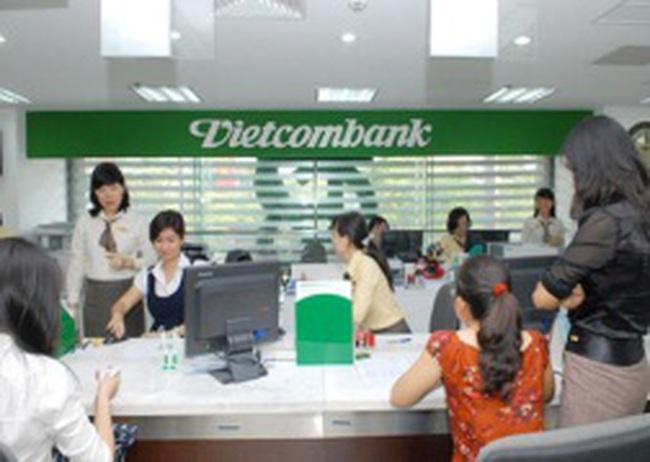 Vietcombank: Hợp nhất đạt 5.761 tỷ đồng LNTT, bằng 87% kế hoạch