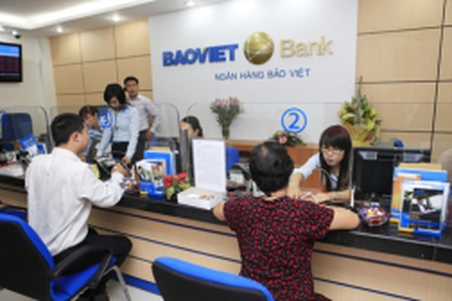 BaoVietBank: Năm 2012 đạt 121 tỷ đồng LNTT