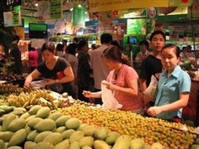 CPI Hà Nội: Tháng 4 giảm 0,15% so với tháng trước