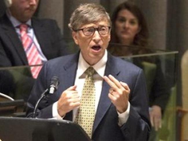 Các nhà đầu tư Microsoft kêu gọi Bill Gates từ chức