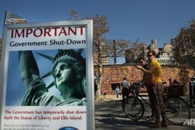 Chính phủ Mỹ đóng cửa, nước hưởng lợi là Trung Quốc