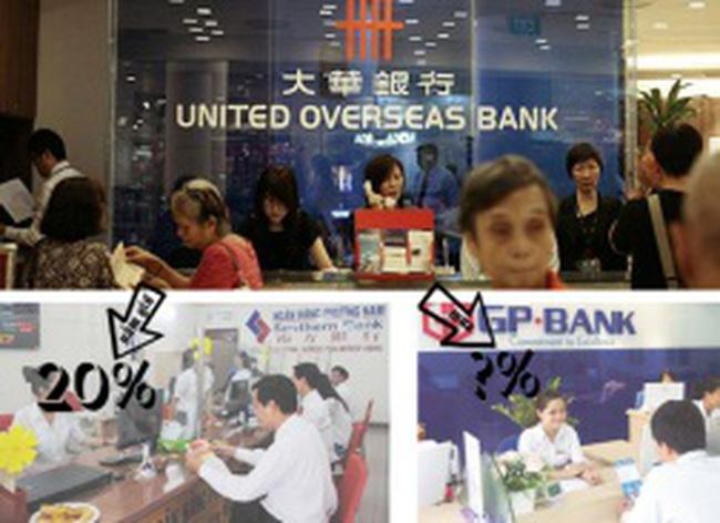 Mua một ngân hàng có khả thi?