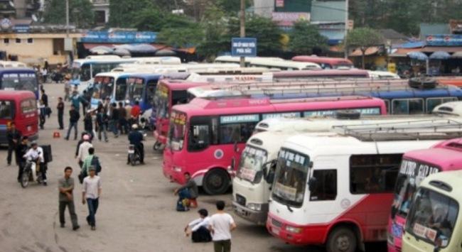Doanh nghiệp vận tải ở Hà Nội chỉ giảm giá khi bị nhắc nhở
