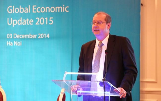 Ông Dennis Hussey sẽ làm Tổng giám đốc Ngân hàng ANZ Việt Nam