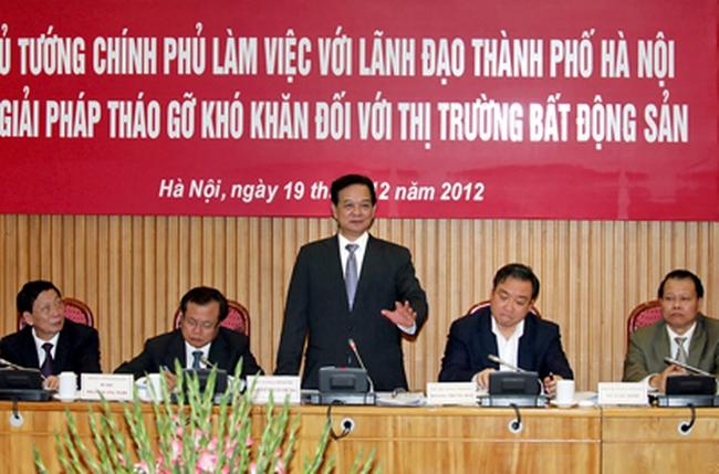 Thủ tướng Chính phủ: Kiên quyết đưa ra gói tín dụng lãi suất thấp