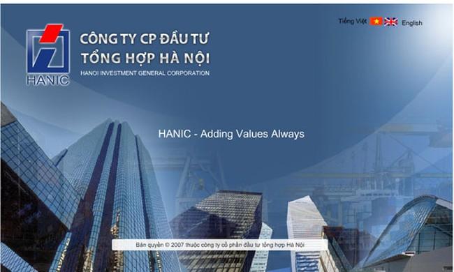 Sàn BĐS HANIC bị khách hàng đòi rút vốn