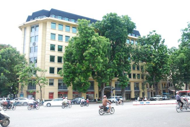 Giá thuê văn phòng Hà Nội hiện nay chưa phải là đáy!