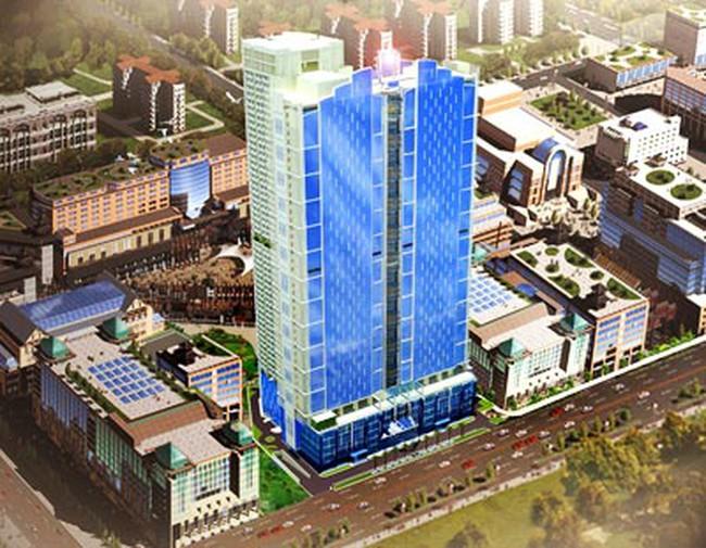Thị trường Hà Nội sắp đón nhận 500 căn hộ cao cấp khu Cầu Giấy