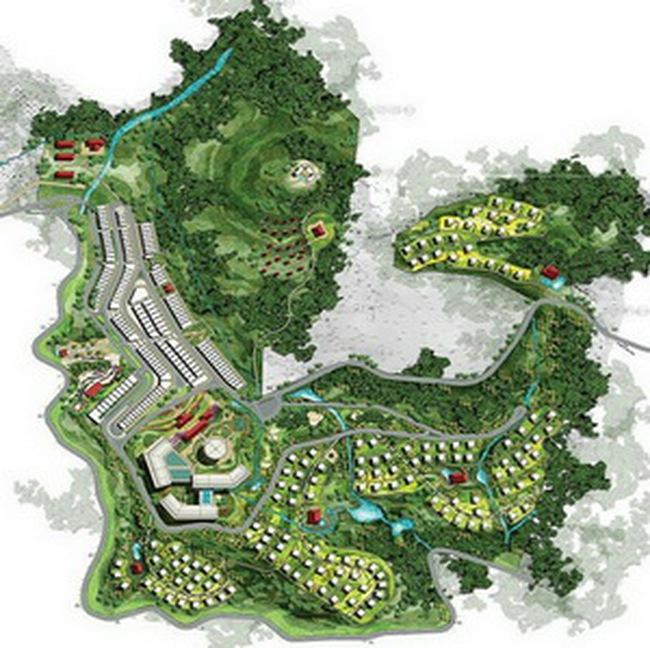"""Sa Pa, Lào Cai đang thu hút các dự án BĐS nghỉ dưỡng """"khủng"""""""