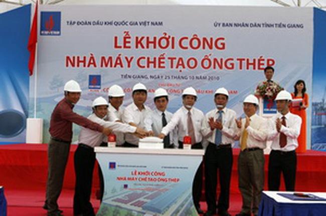 Soi nhiều sai phạm của Công ty SX ống thép Dầu khí Việt Nam của PVN
