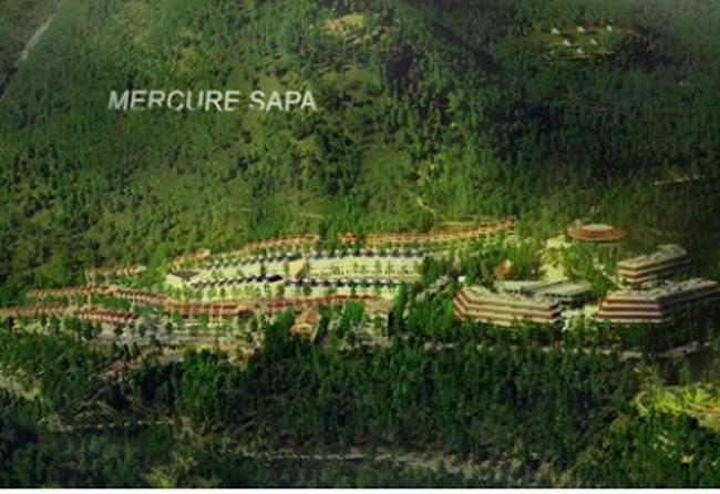Sa Pa có Resort 1.200 tỷ đồng