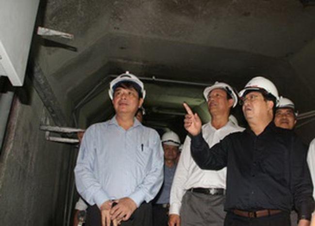 Bộ trưởng Bộ Xây dựng: Đập thủy điện Sông Tranh 2 hiện vẫn an toàn