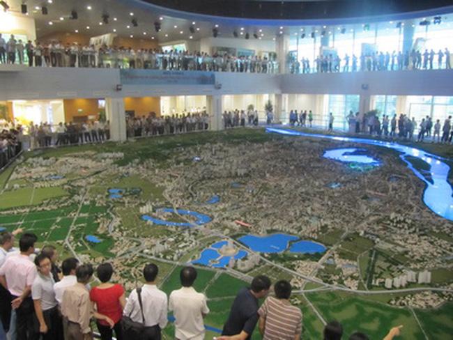Hà Nội đẩy mạnh quy hoạch khu vực phía Tây
