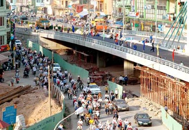 Hà Nội đã giải ngân 5.476 tỷ đồng vốn xây dựng cơ bản
