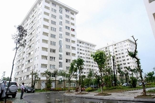 Giá căn hộ TNT tại Hà Nội cao hơn căn hộ thương mại