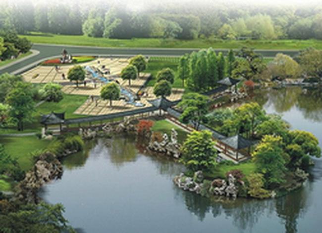 Hà Nội: 657 tỷ đồng xây khu công viên mới khu phía Tây