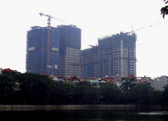 Căn hộ Nam Đô Complex giảm giá còn 20 triệu đồng/m2