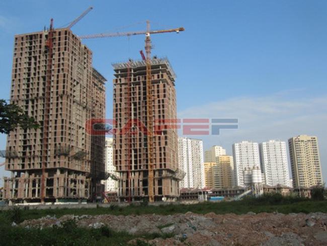 """""""Giá bất động sản 2013 sẽ thấp hơn 2012"""""""