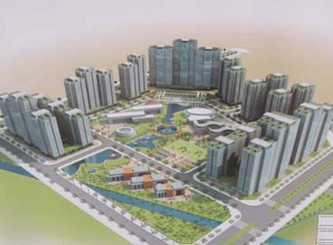 Quý 1/2013 khởi công dự án nhà thu nhập thấp hơn 18ha
