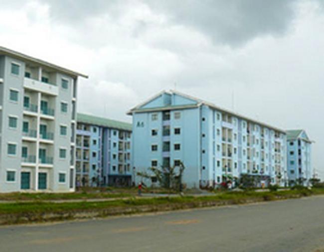 Hà Nội xây khu tái định cư mới tại Long Biên
