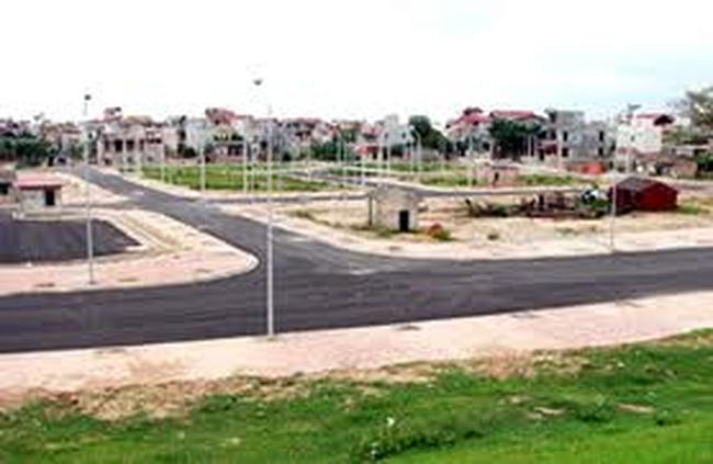 Hà Nội mới hoàn thành 28% kế hoạch đấu giá đất