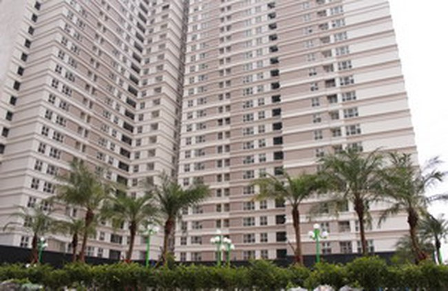 Dự án Dương Nội đang bàn giao hàng nghìn căn hộ