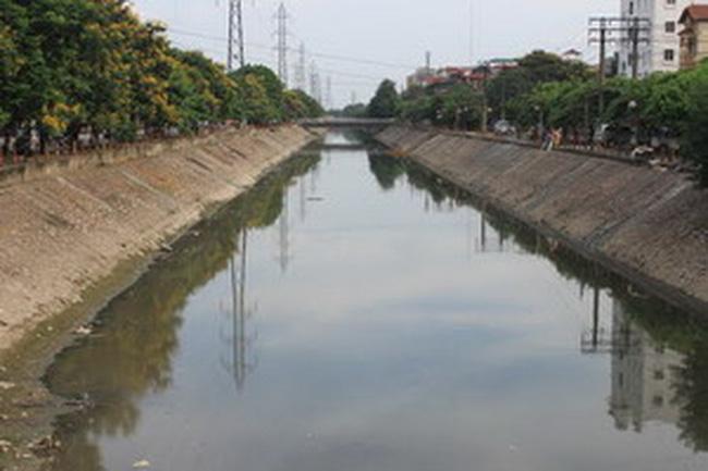 Hà Nội có bãi đỗ xe trên mặt sông Kim Ngưu?