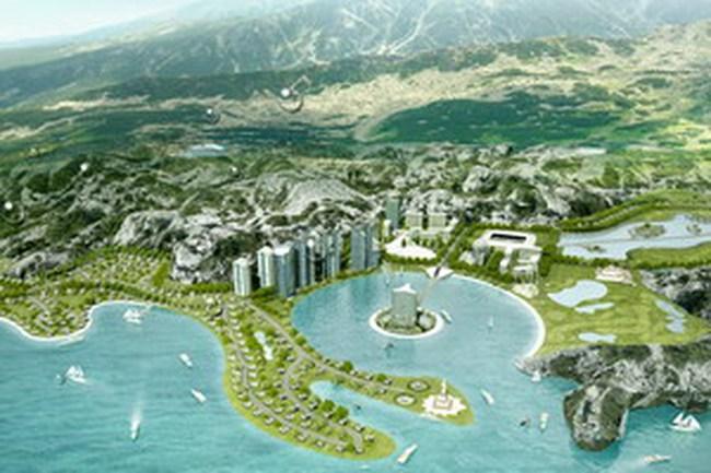 2,2 tỷ USD xây khu nghỉ dưỡng ở Cát Bà