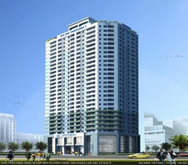 Vinaconex 7 bán căn hộ hơn 1 tỷ đồng tại khu Mỹ Đình