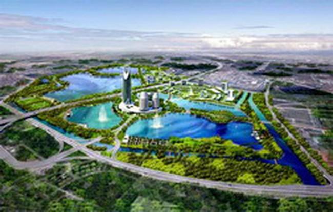 Gamuda Land đề xuất xây Trung tâm mua sắm ở Công viên Yên Sở