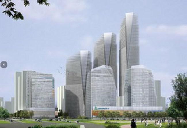 Khởi động dự án Starcity Centre