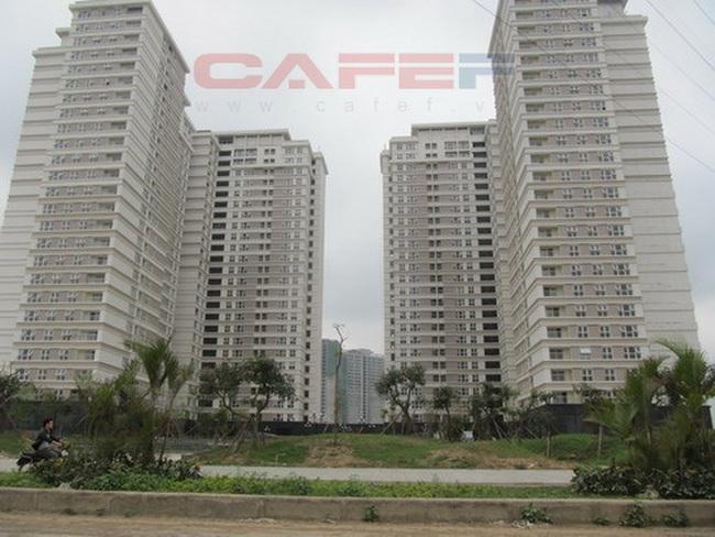 """""""Đột nhập"""" bên trong căn hộ chung cư Dương Nội"""