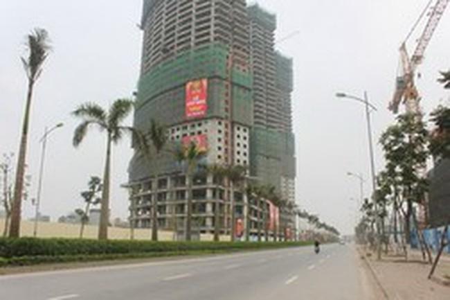 Tranh chấp tại Victoria Văn Phú: C46, Thanh tra Xây dựng vào cuộc