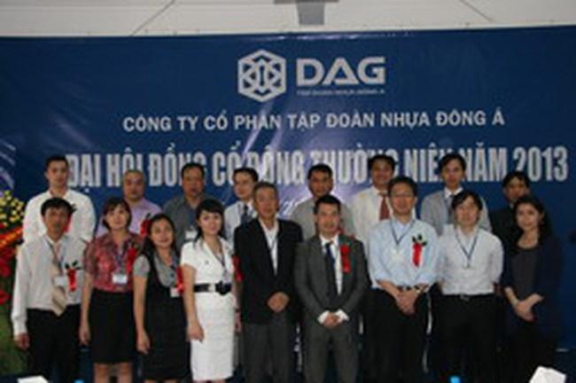 ĐHCĐ DAG: Đặt kế hoạch đạt 900 tỷ doanh thu năm 2013