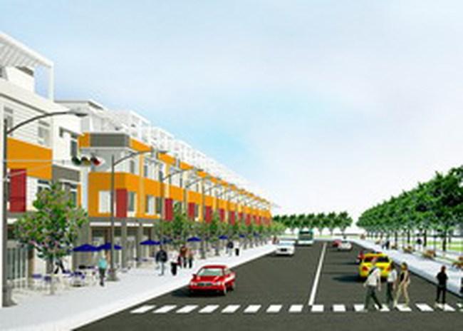 Nhà phố tại Đà Nẵng chỉ từ 200 triệu đồng