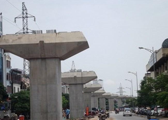 Thành lập Công ty Đường sắt đô thị Hà Nội