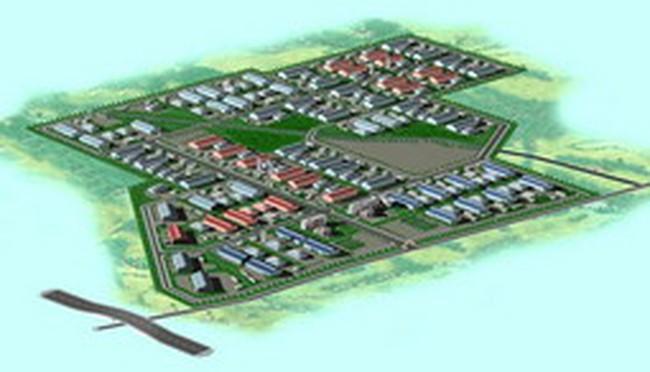 Chủ Dự án KCN Điềm Thụy dự kiến thu về 60 tỷ lợi nhuận trong 2013