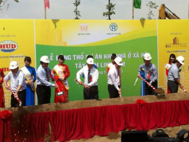 Lùm xùm tại dự án nhà ở xã hội Tây Nam Linh Đàm