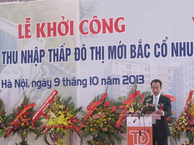 Khởi công xây dựng Dự án khu nhà TNT Bắc Cổ Nhuế -Chèm