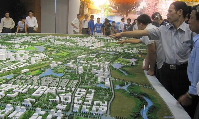 Hà Nội: Kết luận về đồ án quy hoạch Phú Xuyên và Thạch Thất