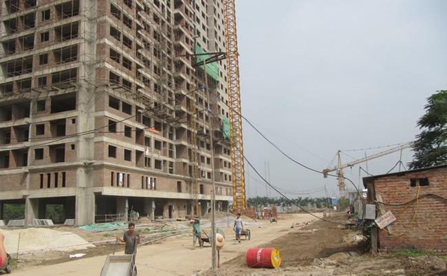 Dự án đầu tiên tại Hà Nội được chuyển đổi diện tích căn hộ